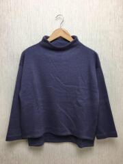 セーター(厚手)/0/アクリル/パープル/無地/GC732581-170419