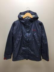 ナイロンジャケット/PL2433/ワバシュウィメンズジャケット/OMNI-TECH/S/ナイロン/BLU