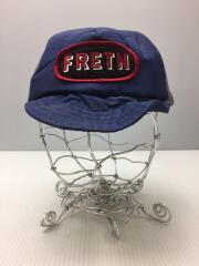 メッシュキャップ/FRETN RACE CAP OILED/FREE/NVY