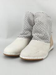 ブーツ/24cm/BEG/牛革/NUMERALLA/