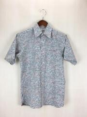 半袖シャツ/XS/--/70s/乳首タグ/裏地シャツ