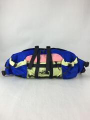 ウエストバッグ/ナイロン/マルチカラーMountain Biker Lumbar Pack
