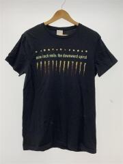 BayIsland/Nine Inch Nails/ The DownwaバンドTシャツ/M/コットン/BLK/無