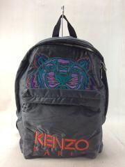 リュック/タイガー刺繍/ナイロン/GRY/Kampus Tiger Backpack