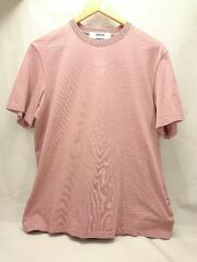 クルーネック/174298-13/2240MM134/Tシャツ/S/コットン/PNK
