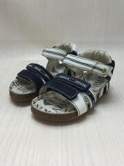 ロゴ/ベルト/スポーツサンダル/キッズ靴/UK6/US6.5/サンダル