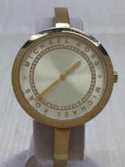 Blakely/MK-3748/ラインストーン/クォーツ腕時計/GLD