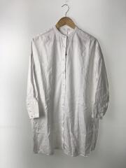 LIFE./ライフ/リネンパジャマシャツ/長袖シャツ/FREE/リネン/WHT
