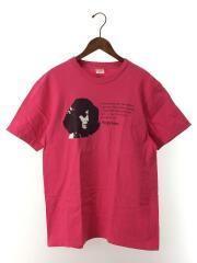 Tシャツ/L/コットン/PNK/17SS