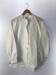 epa/ドレスシャツ/FREE/コットン/WHT/無地