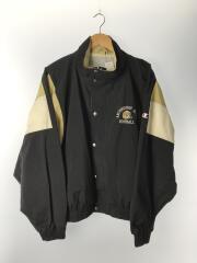 90s/ARCHBISHOP MITTY FOOTBALL/ナイロンジャケット/XL/ナイロン/BLK