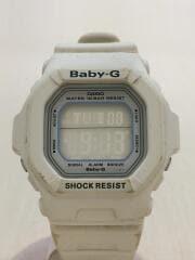 腕時計/デジタル/WHT