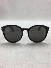 サングラス/ウェリントン/プラスチック/BLK