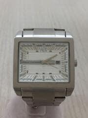 クォーツ腕時計/アナログ/ステンレス/SLV/SLV/AX2201