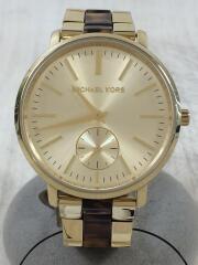 クォーツ腕時計/アナログ/ステンレス/GLD/MK-3511