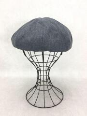 19AW/ウールフランネルベレー帽/RC-7204FNN/GRY