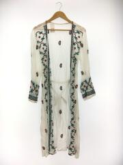 Embroidery Long Gown/11710423/カーディガン(薄手)/FREE/レーヨン