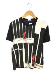 Blue Note Printed Cotton-Jersey T-Shirt/Tシャツ/S/コットン/WP-T040