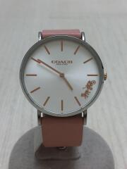 クォーツ腕時計/アナログ/レザー/1951