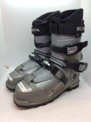 兼用靴/TITAN スキーブーツ/26.5cm/GRY/アダルト/スカルパ