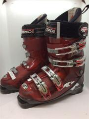 スキーブーツ/24.5cm/RED/アダルト/NORDICA