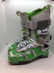 GEA スキーブーツ/24.5cm/GRN/アダルト/スカルパ