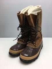 ブーツ/24.5cm/BRW/スウェード/maverick