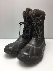 ブーツ/27cm/BRW/ナイロン/パックナイロン