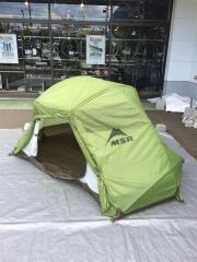 HOOP テント/ドーム/1~2人用/グリーン/HOOP