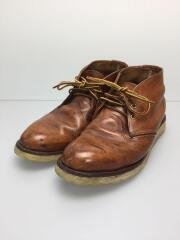 ブーツ/UK8/RED