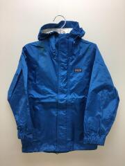 ジャケット/XS/ナイロン/BLU/ブルー/64310/トレントシェル