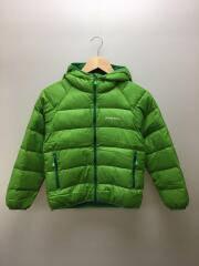 ジャケット/140cm/ナイロン/グリーン/緑
