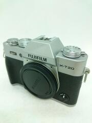 デジタル一眼カメラ FUJIFILM X-T20 レンズキット [シルバー]