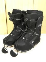 18-19SCOUTBOA スノーボードブーツ/26cm/BOA/BLK