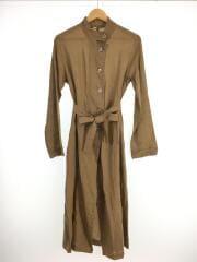NOWOS/ノーウォス/19SS/Long gown/カーディガン(薄手)/S/コットン/BEG