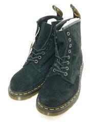 8ホールブーツ/SOFT BUCK/1460/箱付/未使用品/ブーツ/UK6/BLK/1460