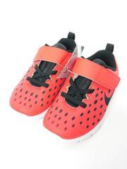 FREE EXPRESS (TD)/タグ付/キッズ靴/15cm/スニーカー/RED/641865-600