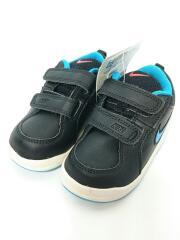 タグ付/未使用品/キッズ靴/12cm/スニーカー/BLK/685445-016