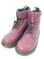 LEXINGTON/burgundy/8ホールブーツ/箱付/ブーツ/UK6/BRD/レザー/24144606