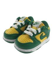 NIKE/キッズ靴/Dunk Low SP Brazil/9cm/スニーカー/CW7375-700