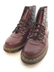 ARCHIVE KAMIN D RING BOOT OXBLOOD/箱付/ブーツ/UK6.5/BRD/レザー
