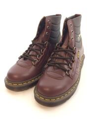 ARCHIVE KAMIN D RING BOOT OXBLOOD/箱付/ブーツ/UK6/BRD/レザー