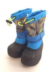 CHILDRENS POWDERBUG/スノーブーツ/箱付/キッズ靴/13cm/ブーツ/BLU/BC1326