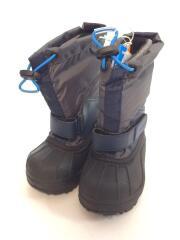 CHILDRENS POWDERBUG/スノーブーツ/箱付/キッズ靴/13cm/ブーツ/GRY/BC1324