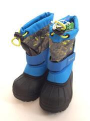 CHILDRENS POWDERBUG/スノーブーツ/箱付/キッズ靴/13cm/ブーツ/BLU/BC1324