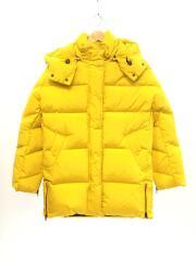 Aurora Puffy Coat/タグ付/ダウンジャケット/XS/ナイロン/YLW/WWCPS2599