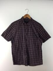 半袖シャツ/4/コットン/PUP/チェック