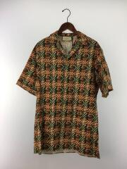 半袖シャツ/46/ORN/Woven G Bowling Shirt/ウーブンエフェクトG/623168/