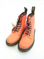 1460 8EYE/箱付/未使用品/ブーツ/UK7/ORN/レザー/25714659