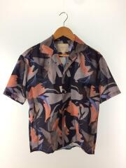 20SS/LE FRANCAIS CHIC/オープンカラーシャツ/総柄/200513124002
